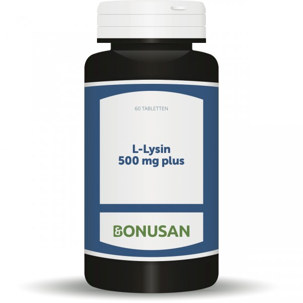L - LYSIN 500 mg Plus