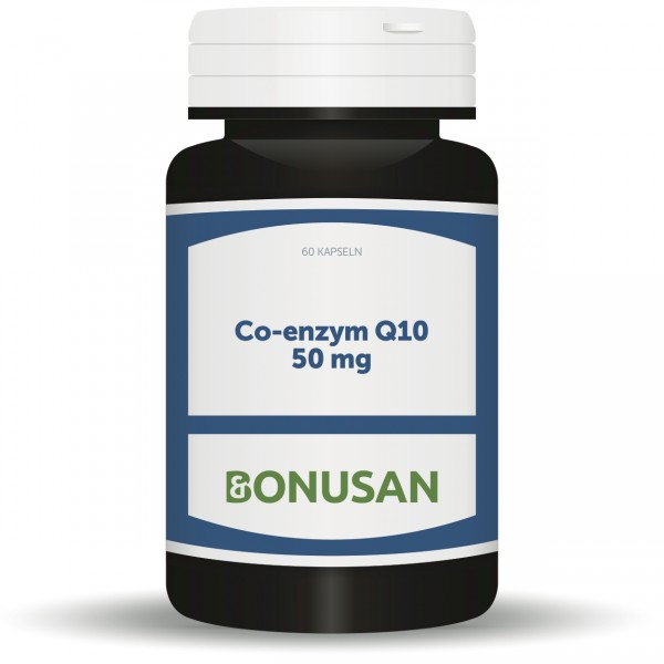 Co Enzym Q10 50mg (60Stk)