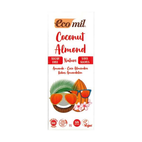 Kokos-Mandel Drink 1l
