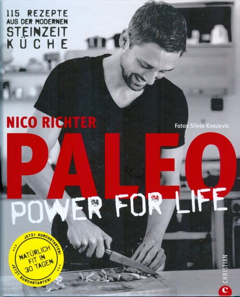 Paleo for Life - Nico Richter