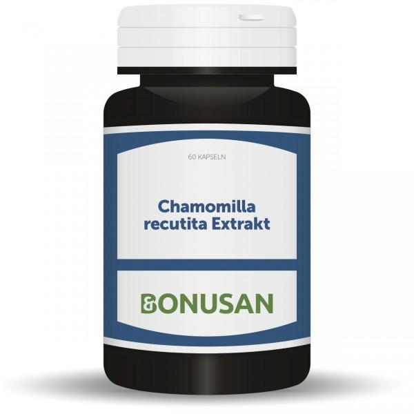 Chamomilla recutita Extrakt 60Stk
