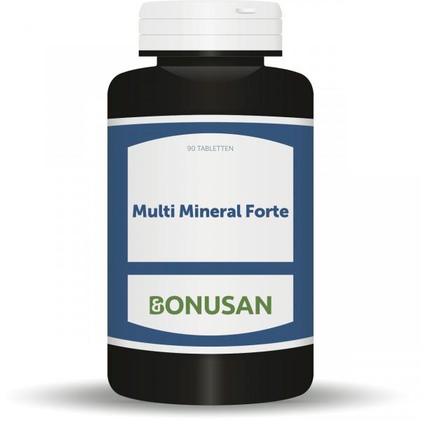 Multi Mineral Forte, Mineralien, Naturesan Nahrungsergänzungsmittel Shop, Dr. Markus Stark
