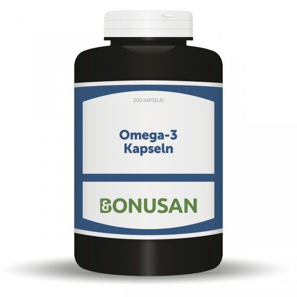 Omega-3-Fischölkapseln Großpackung
