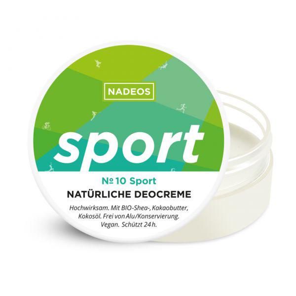 Deocreme Sport Nadeos 40g