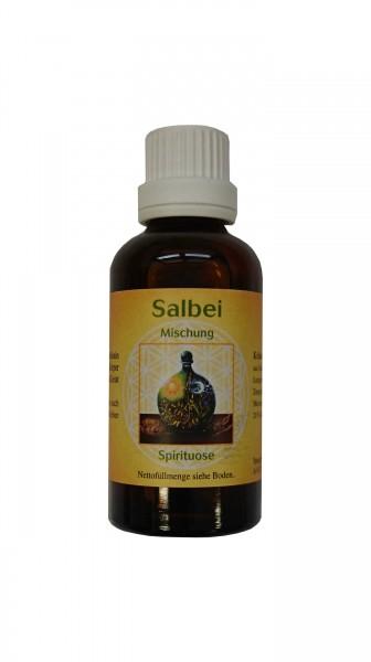 Spagyrik Salbei Mischung 50ml Destillat