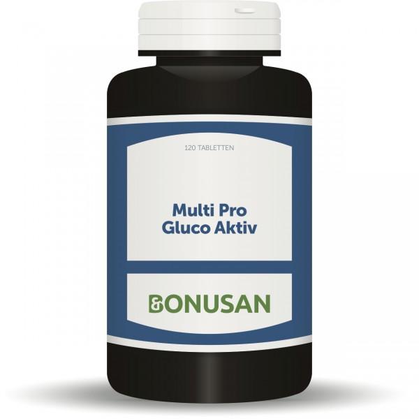Multi Pro Gluco Aktiv 120 Tabletten