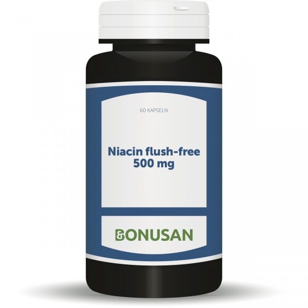 Niacin flush free (Vitamin B) 500mg