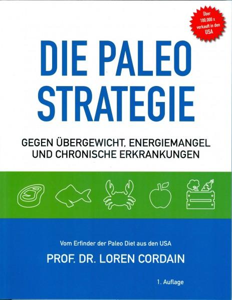 """Buch """"Die Paleo-Strategie"""" von Prof.Dr. Loren Cordain"""