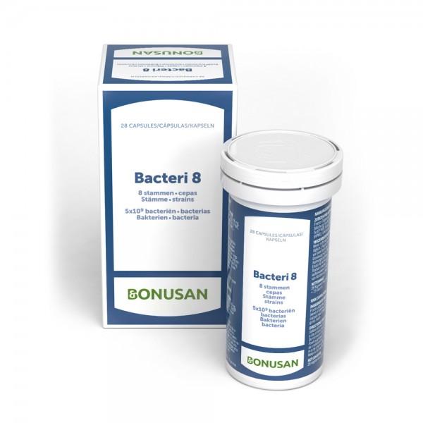 Bacteri 8 | Kapseln 28 Stk.