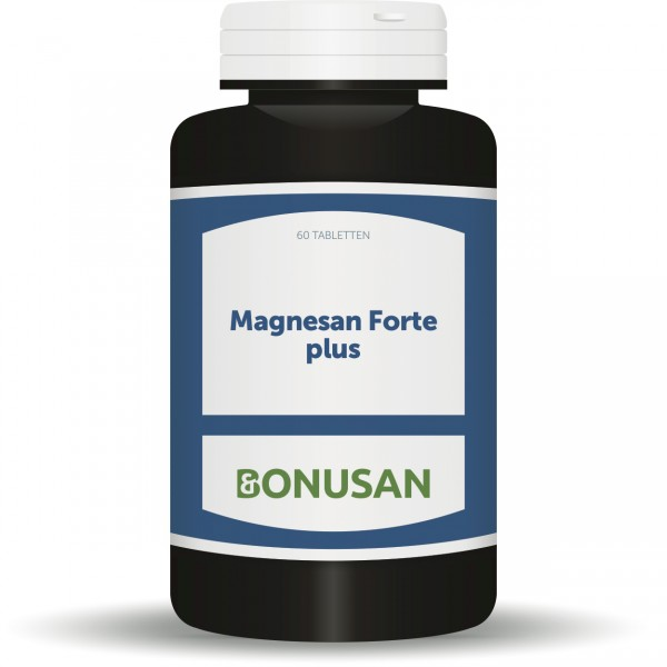Magnesan Forte Plus - 60 Tabletten
