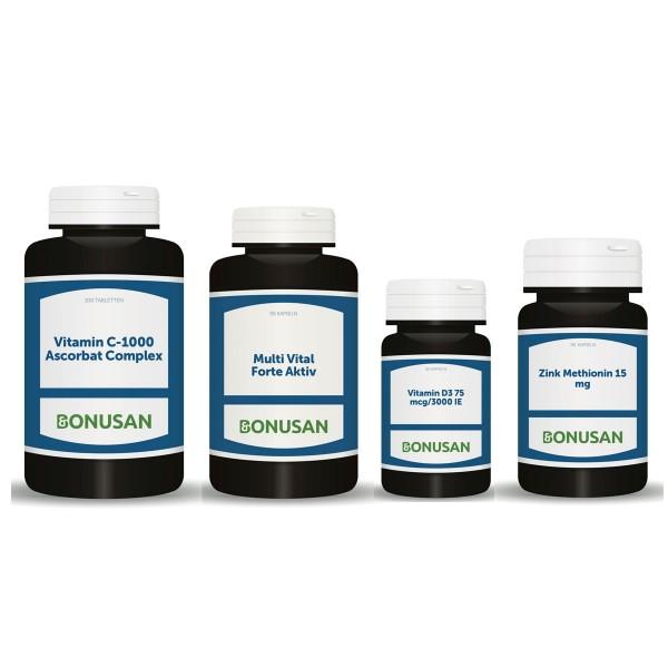 Immunpaket Erwachsene | 4 Produkte