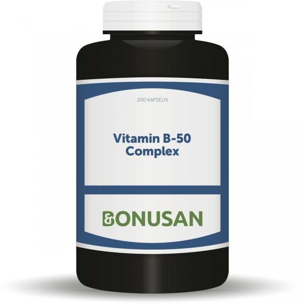 Vitamin B 50 Komplex 200 Stk