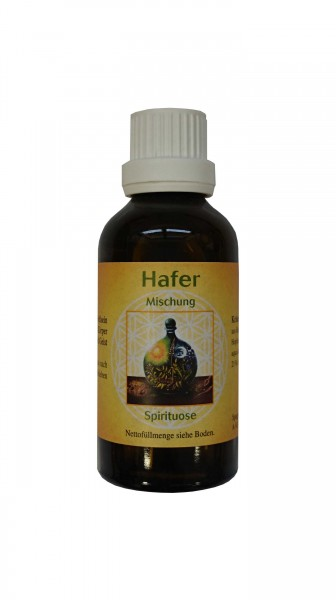 Spagyrik Hafer Komplex Destillat 50 ml