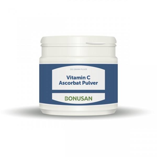 Vitamin C Ascorbat Pulver gepuffert 250g