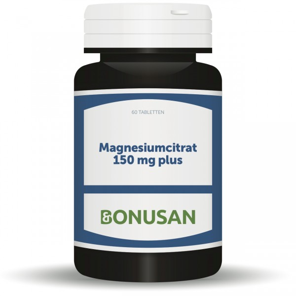 Magnesiumcitrate 150 mg plus