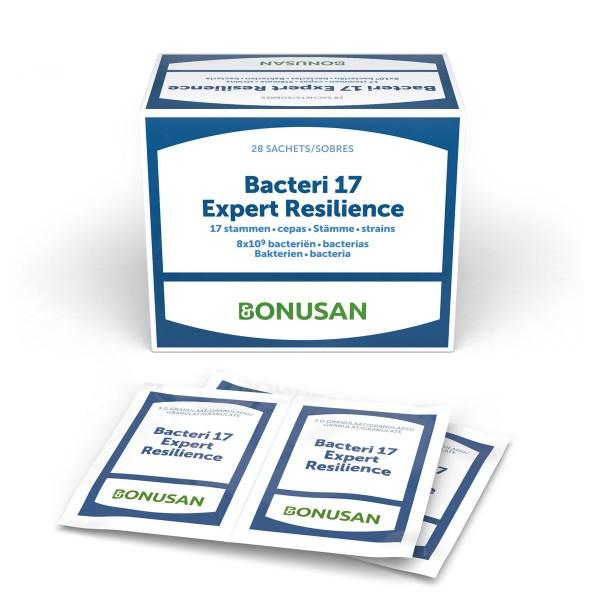 Bacteri 17 Expert Resilience   Sachets 28 Stk.