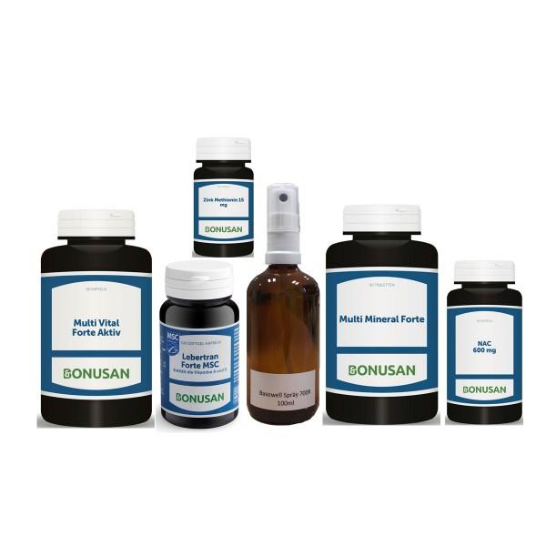 Zell-Immunsystem-Paket | 6 Produkte