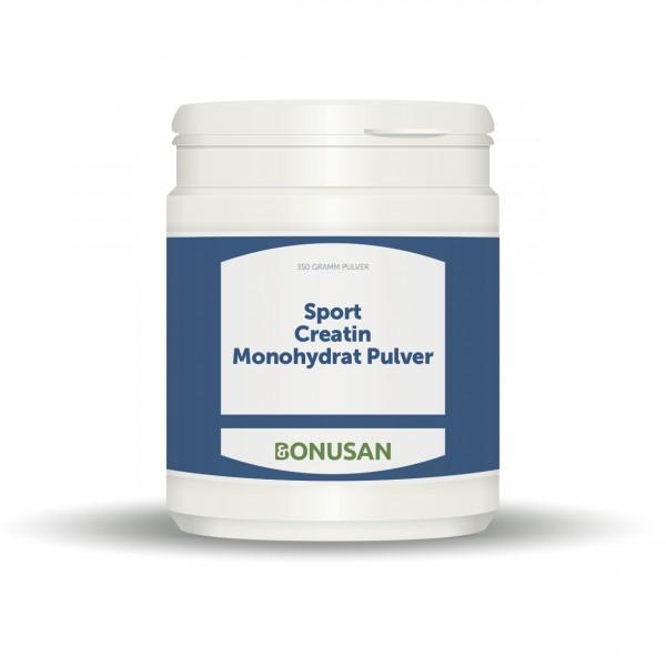Sport Creatin Monohydrat Pulver 350g