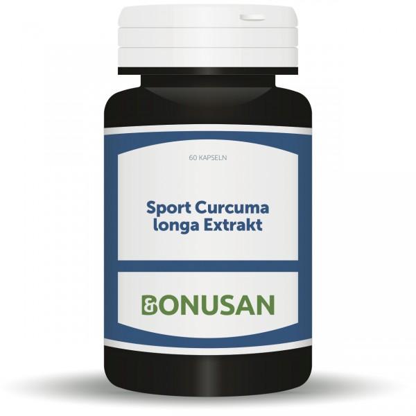 Sport Curcuma Longa Extrakt