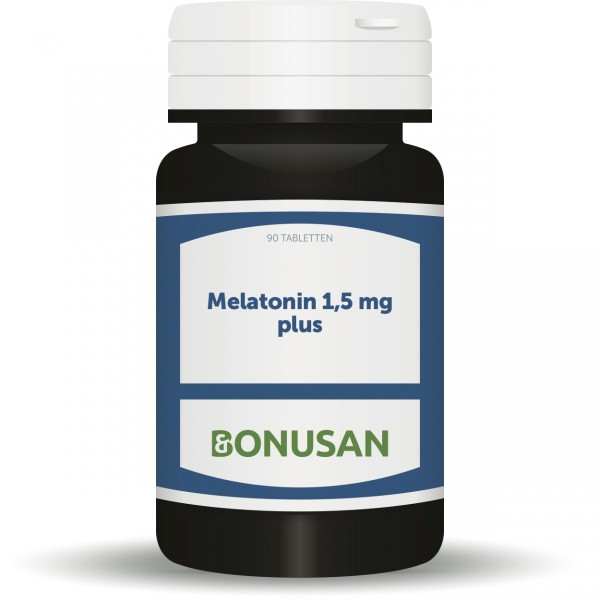 Melatonin 1,5 mg plus