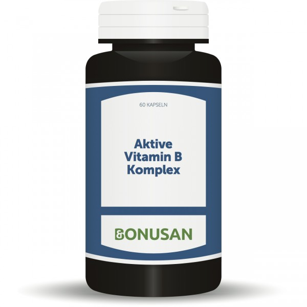 Vitamin B Komplex AKTIV | Kapseln 60 Stk.
