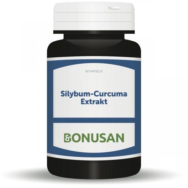 Silybum curcuma-Mariendistel-Curcuma Extrakt 60Stk