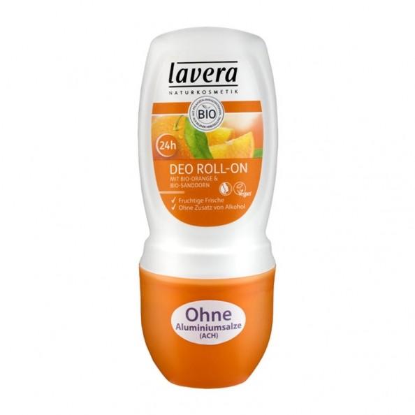 LAVERA Deo Roll-on Orange&Sanddorn