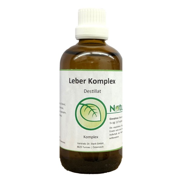Leber Komplex Destillat 100ml