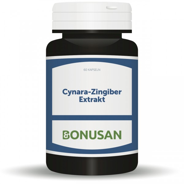 Cynara Zingiber Extrakt
