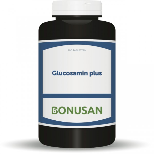 Glucosamin Plus Jumbo 200Stk