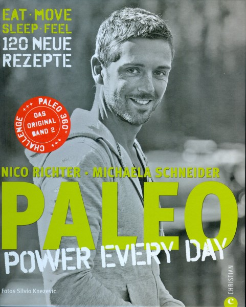 Paleo Power every Day - Nico Richter