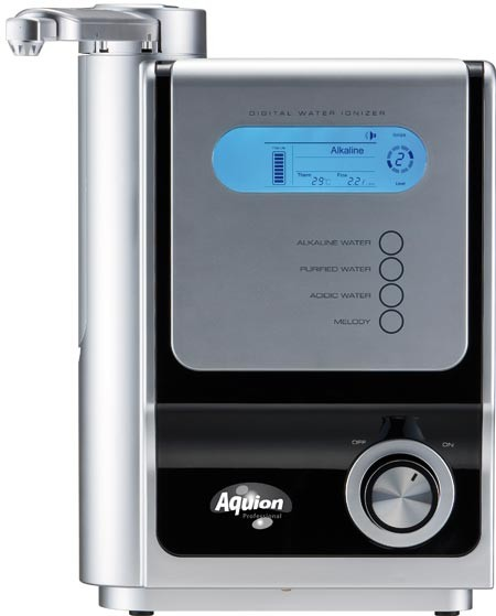 Aquion Premium 4100, inkl. Sicherheitspaket