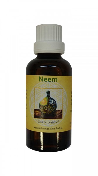 Spagyrik Neem Destillat - 50ml
