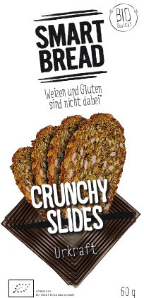 "Smartbread ""Crunchy Slides"" 60g"