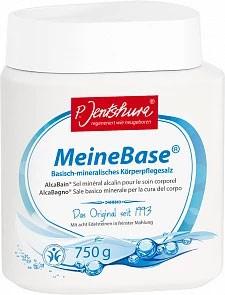 W. MeineBase Körperpflegesalz 750g