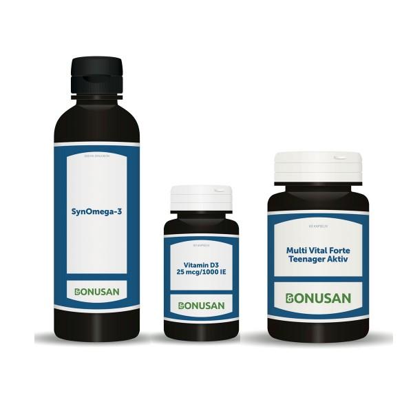 Immunpaket Teenager | 3 Produkte