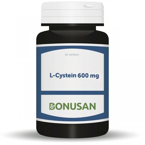 L-Cystein 600mg   Kapseln 60 Stk. NEU