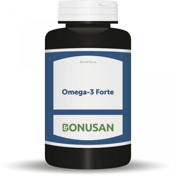 Omega-3 Forte MSC 90 Kapseln