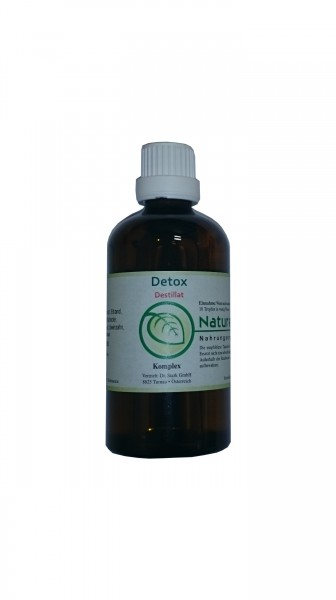Spagyrik Detox Destillat 100ml
