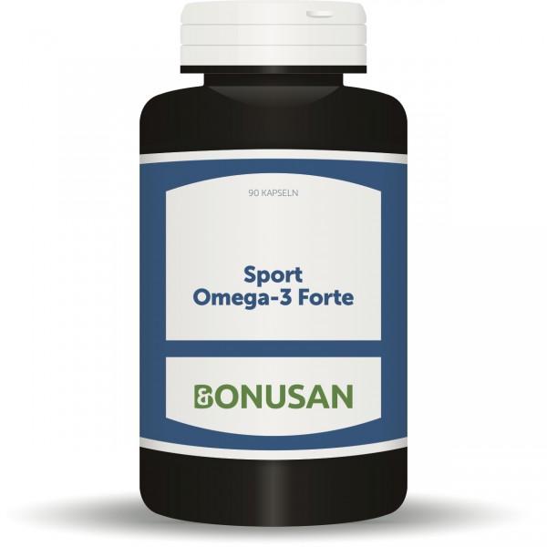 Sport Omega-3 Forte MSC