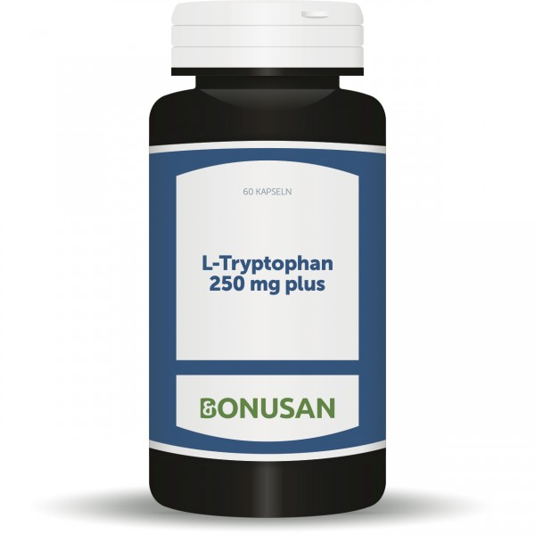 L-Tryptophan 250mg plus