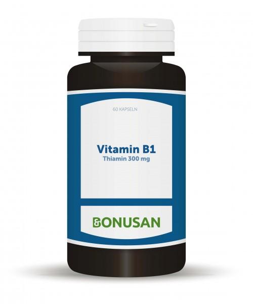 Vitamin B1 Thiamin 300mg | Kapseln 60 Stk.