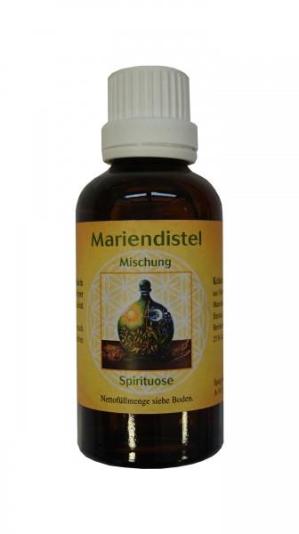 Spagyrik Mariendistel Mischung 50 ml