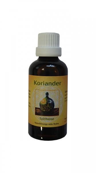 Spagyrik Koriander Destillat 50ml