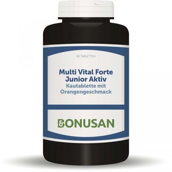 Multi Vital Forte Junior Kautabletten Großpackung