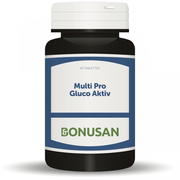 Multi Pro Gluco Aktiv 60 Tabletten