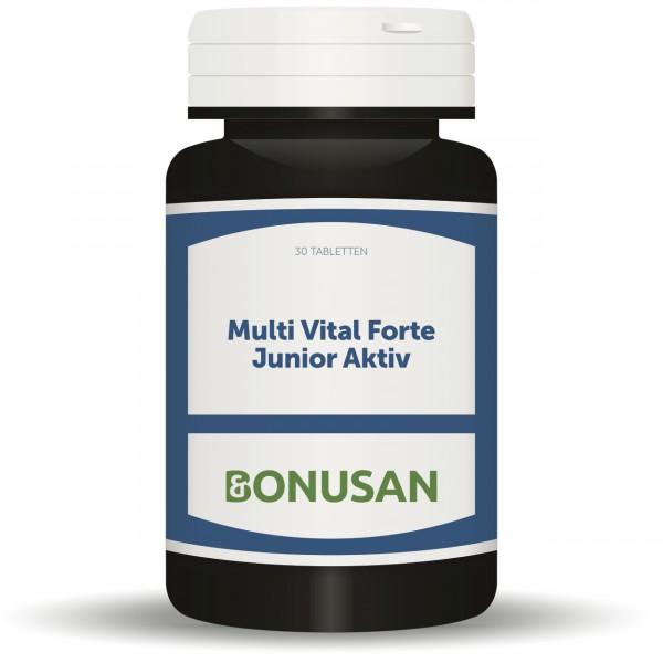 Multi Vital Forte Junior Aktiv Kautabletten