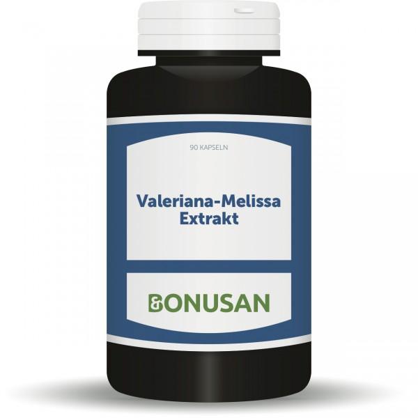 Valeriana-Melissa Extract