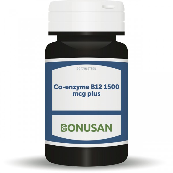 Co-enzym B12 1500 mcg plus