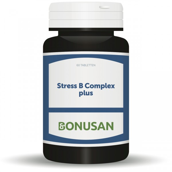 Stress B Komplex plus 60Stk